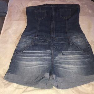 Other - Jean romper